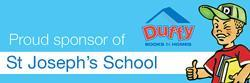 Duffy Books in Homes - St Joesph's School