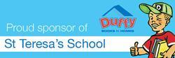 Duffy Books in Homes - St Teresa's School