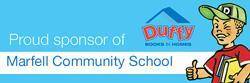 Duffy Books in Homes - Marfell Community School
