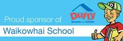 Duffy Books in Homes - Waterview Primary School