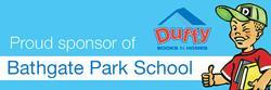 Duffy Books in Homes - Bathgate Park School