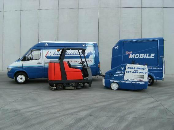 Mainfreight Mobile Equipment