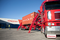 Owens Container Cartage